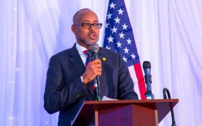 Ambassador's Somali Diaspora engagements